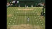 Тенис Класика : Няколко прекрасни отигравания на Федерер