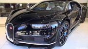 Доставка на един от първите Bugatti Chiron - най-бързата кола в света, в Монако!