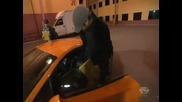 Фенки на Джеф Харди го срещат на улицата