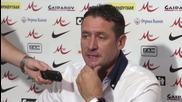 Мартин Кушев: С играта от второто полувреме, сме за тройката