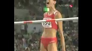 Blanka Vlasic High Jump 205 Sm