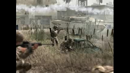 Multiplayer Call Of Duty 4 /