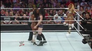 Paige vs. Cameron: Smackdown, June 27, 2014