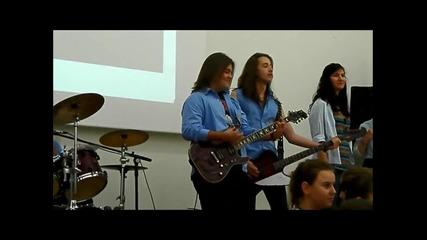 Първи концерт на учениците от начален и среден етап - част 2