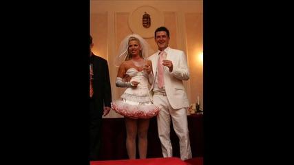 Необичайно сватбено тържество !!