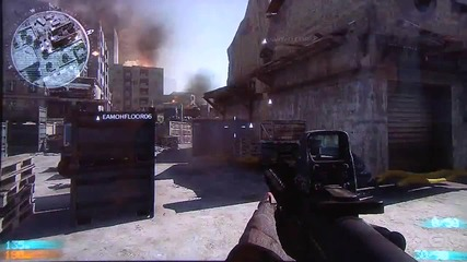 Medal of Honor Gameplay Part 1 - E3 2010