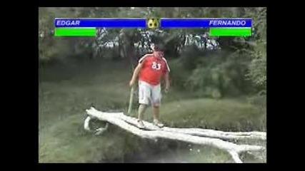 Много Яка Пародия На Mortal Kombat