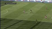 Фифа 12 Феноменален гол на Ван Перси