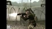 Call of Duty 4 - gun mix