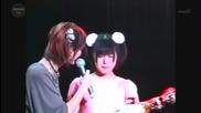 Yui - Cherry live + interview