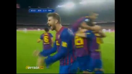 Барселона - Реал Мадрид 3:2