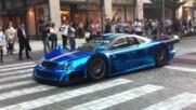 Ето един супер рядък и супер скъп автомобил, който трудно може да бъде видян на живо!
