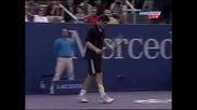 Masters Cup 2004 : Федерер - Сафин | Част 1/2