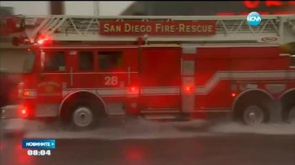 Бури потопиха части от Калифорния под вода