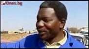 Домашен тигър подлуди южноафриканци