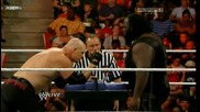 Kane vs Mark Henry (канатцка борба)