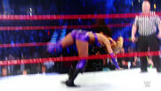 The trailblazing Mickie James