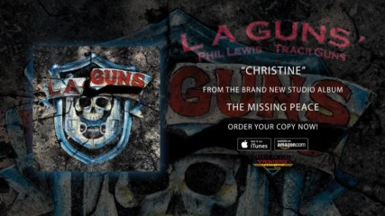 L. A. Guns - Christine ( Official Audio)