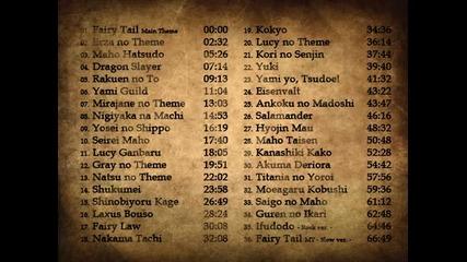 Fairy Tail - Original Soundtrack Vol.1