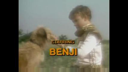 Бенджи,  Закс и Звездният принц - Intro