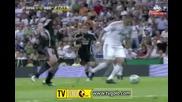 24.08.09 Реал Мадрид 4 - 0 Розенбург Карим Бензема 2ри гол