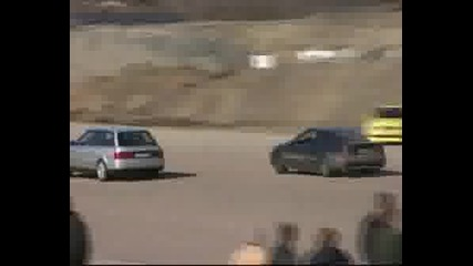 Audi Vs Calibra