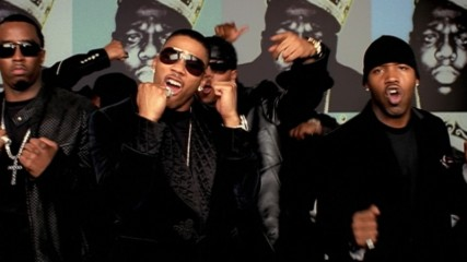 Nelly - Nasty Girl (Featuring Diddy, Jagged Edge and Avery Storm) (Оfficial video) ITUNES VER
