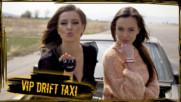 Модел пръска сексапил и изненадва с дрифт умения! / VIP DRIFT TAXI с Гери Дончева