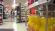 Захарен експеримент - Какво виждат децата в супермаркета