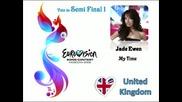 Евровизия 2009 - Директните финалисти