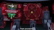 Captain Earth - 01 бг субс