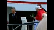 Папата отплава за Сидни