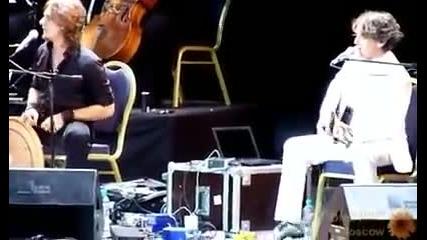 Goran Bregovic - Prezidente halo - (LIVE) - ( Moscow, 15.10.2010)