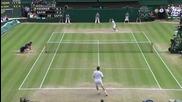 Hd Federer vs Safin 2008 Wimbledon Sf.