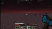 Minecraft - меле на чудовишта ep1