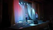 Mi7ko feat. Sten - V Ritym Zalitam (live Dobrich 28-mart 2012)