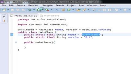 [1.7.2] Moding tutorials -- Подготвяне