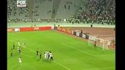 Fenerbahce - Besiktas 2 - 0 All Goals Super Cup 2009 Hq