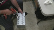 Coolermaster Haf - 932 Build Part 3 (popping Rivets)