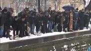 Ръгбито за спасяването на кръста в Ботевград 06.01.2015