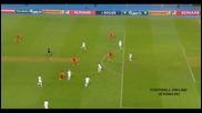 Македония 3 - 2 Люксембург ( квалификация за Европейско първенство 2016 ) ( 09.10.2014 )