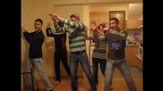(2) Танцът към песента Влез на Цветелина Янева и Ionut Cercel
