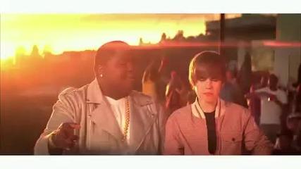 Justin Bieber feat. Sean Kingston - Eenie Meenie Official Music Video