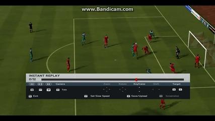 Интересни моменти от Fifa 14 2