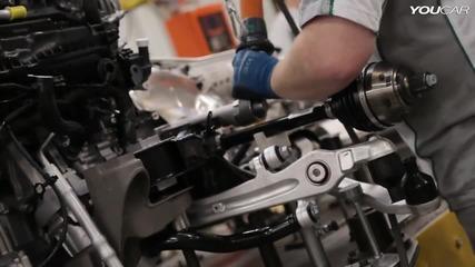 ► Bentley Factory - W12 Engine