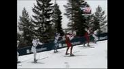 Ски-бягане: М. Бьорген и М. Хелнер спечелиха титлите в спринта свободен стил на СП в Норвегия