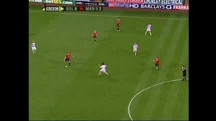 C. Ronaldo Pas