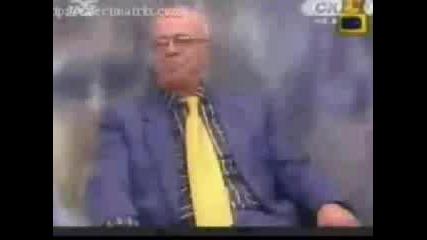 Професор Вучков Пародия