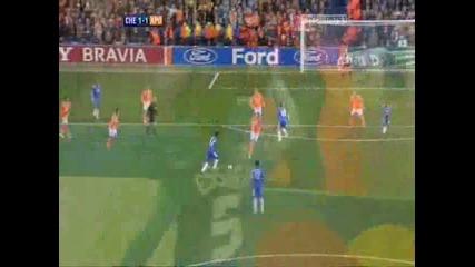 Champions League Goals 08.12.09