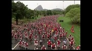 Хиляди колоездачи се включиха във велошествие в Рио де Жанейро